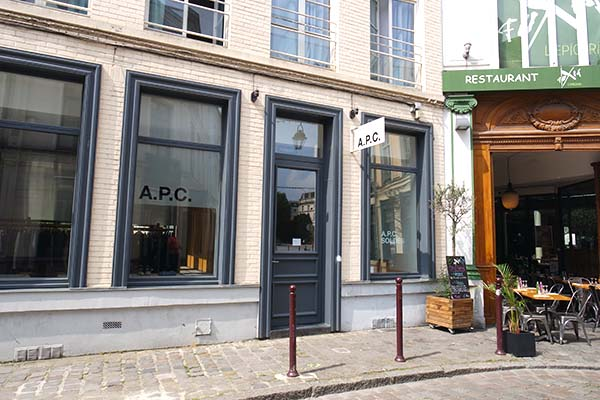 Lille city guide hipster restaurant hotspots meer - Boutique vintage lille ...