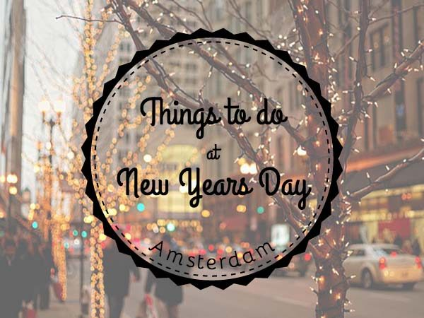 New Years Things To Do