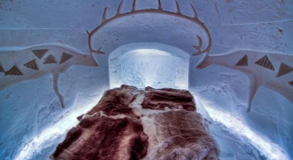Arctic Snow Hotel Finland Lapland