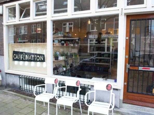 Caffenation Amsterdam