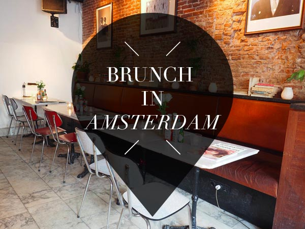 brunch in amsterdam