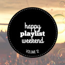 Happy weekend playlist vol.12
