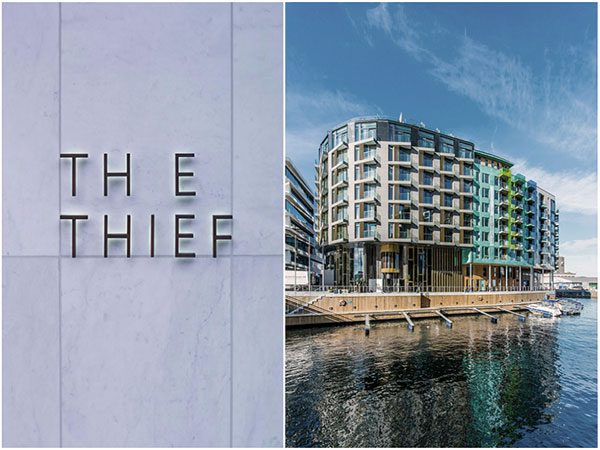 The thief design hotel oslo your little black book for Designhotel oslo