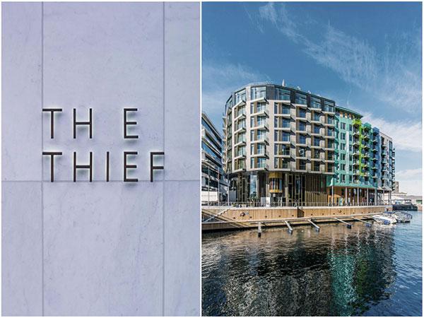 Hotel Oslo The Thief