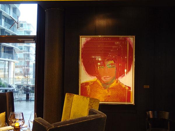 The Thief Art Andy Warhol