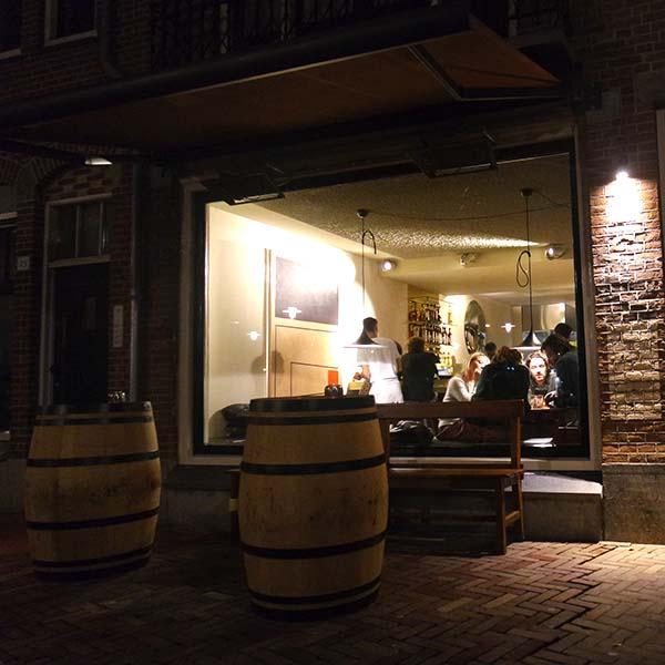 Eetbar Wilde Zwijnen Amsterdam