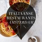 italiaanse restaurants amsterdam 600x450
