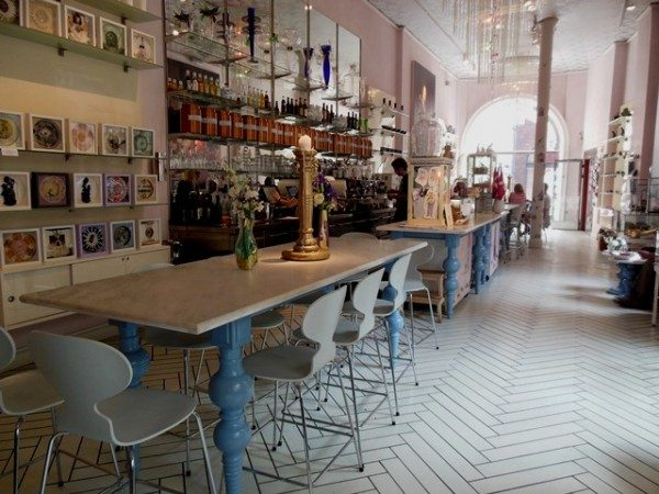 The Royal Cafe Kopenhagen >> hotspot city guide >>