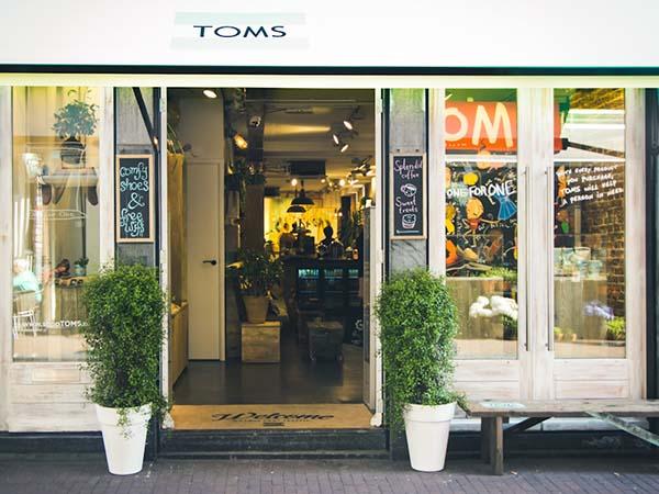 Toms Amsterdam