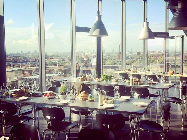 Hamburg 5 x restaurants