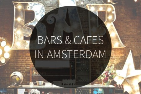 bars and cafe