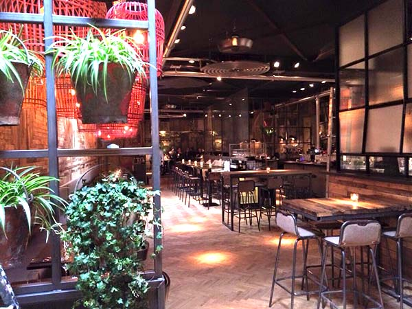 Cafe Panache Amsterdam