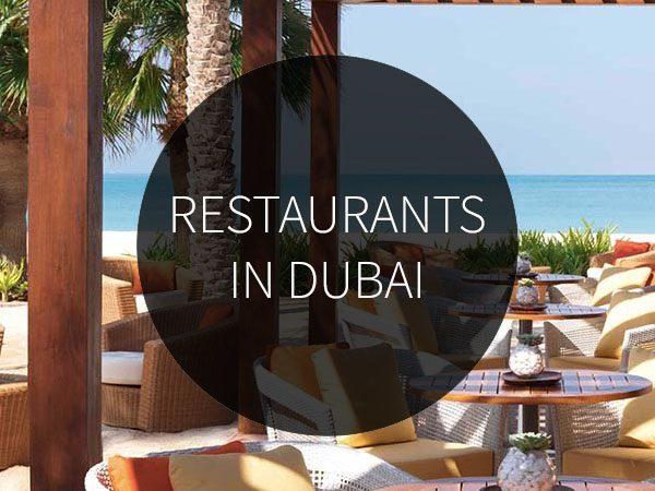 restaurants in dubai