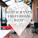 restaurants in amsterdam west