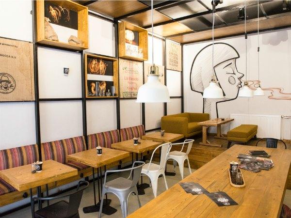 Short Black Istanbul - koffie in Istanbul