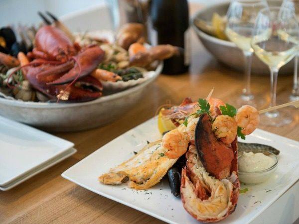 The seafood bar amsterdam amsterdam city guide for Seafood bar van baerlestraat
