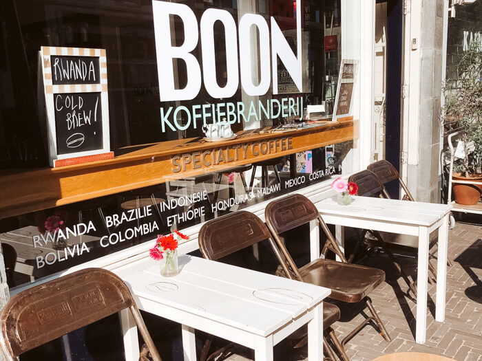 Boon Den Haag Specialty Coffee