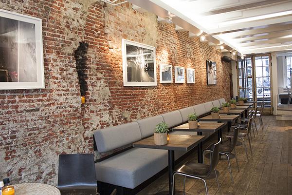 negen straatjes restaurant