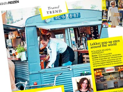 Grazia food festivals