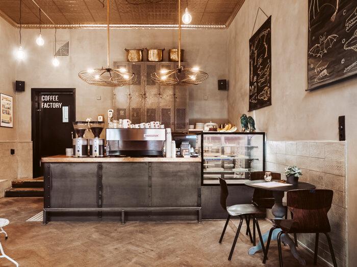 hometown coffee den haag