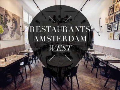 restaurants amsterdam west pointer