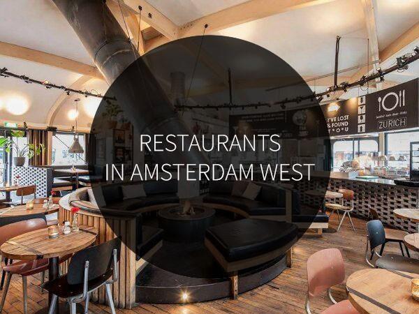 43 x restaurants in amsterdam west amsterdam city guide for Turkse restaurant amsterdam west