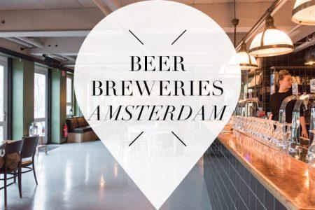 beer breweries in amsterdam