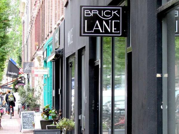 Brick Lane Amsterdam