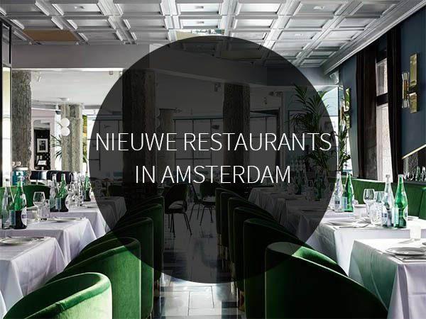 15 nieuwe restaurants in amsterdam amsterdam city guide for Venster 33 menukaart