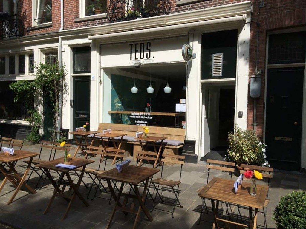 teds amsterdam