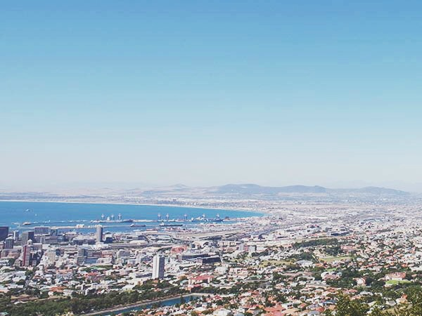 Summer proof city trip steden - Cape Town
