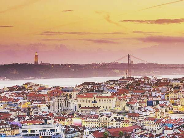 Summer proof city trip steden - Lisbon