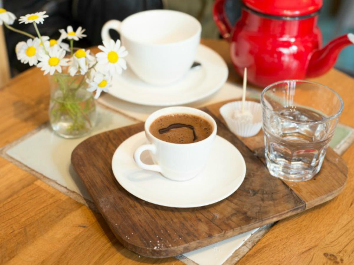 Koffiebars istanbul