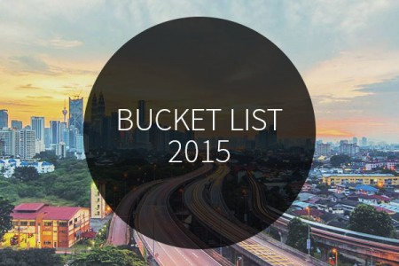 steden bucket list 2015