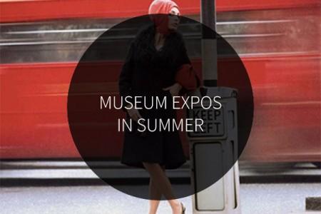 museumexpos in summer