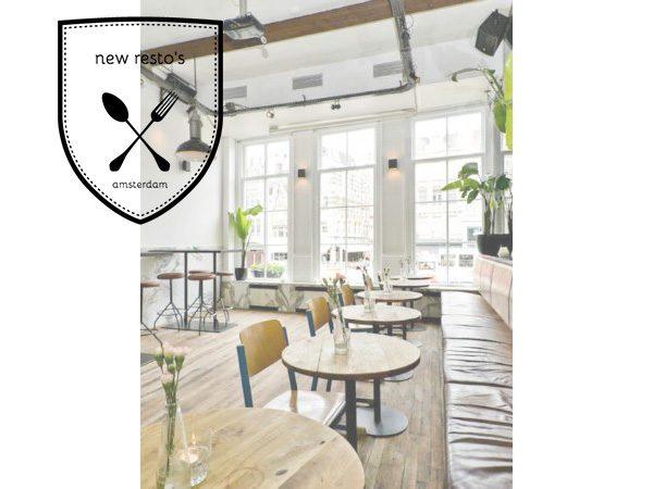 11 nieuwe restaurants in amsterdam your little black book for Nieuwe restaurants amsterdam