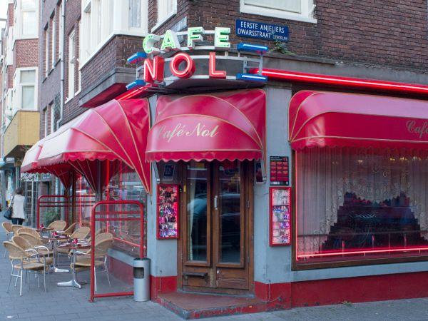 Cafe Nol Amsterdam Jordaan