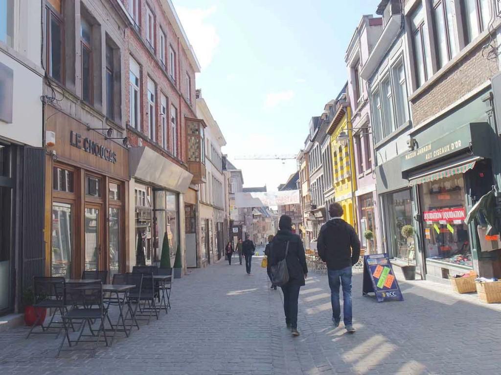 Mons City Guide