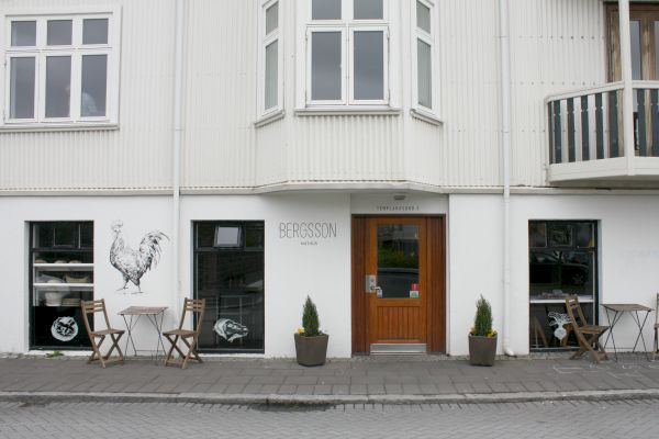Bergsson Mathús Reykjavik