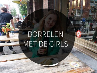 borrelen met de girls