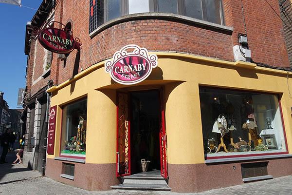 Carnaby Street Mons