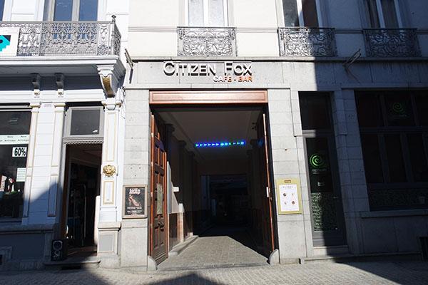 Citizen Fox Mons
