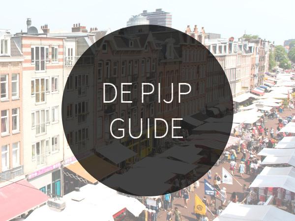 De Pijp Guide Amsterdam