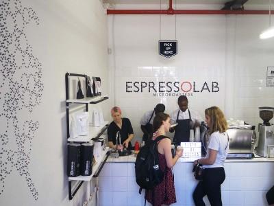 Espresso Lab Microroasters Kaapstad