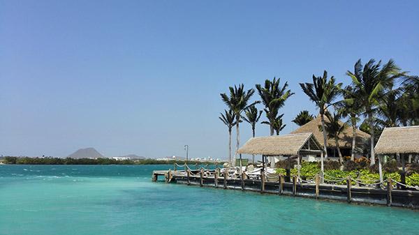 Flamimgo Beach Aruba