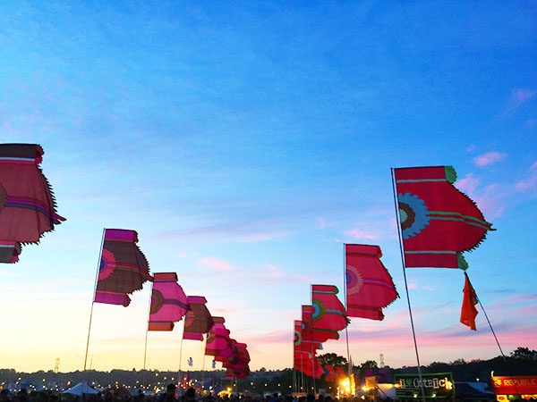 glastonbury festival report Glastonbury's sprawling arts fields and anarchic choice of headlining acts have secured its status as the country's biggest festival, but most of its record.