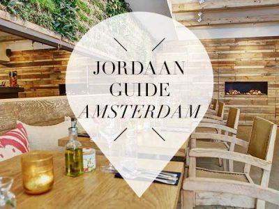 jordaan guide pointer