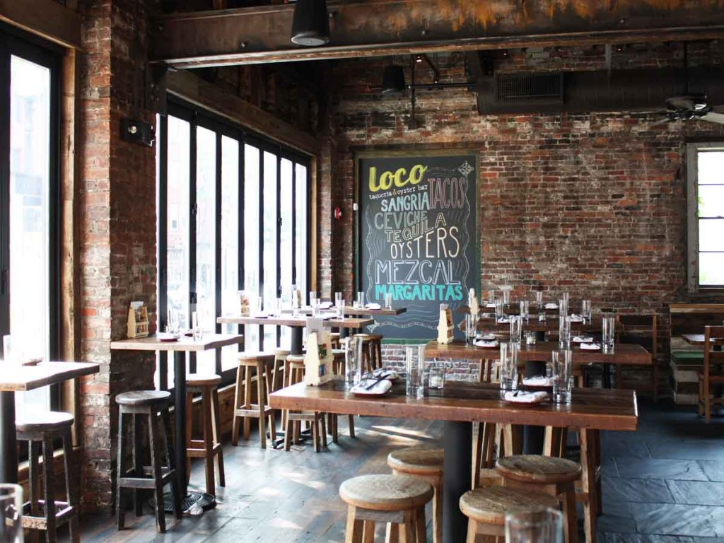 Loco Taqueria & Oyster Bar Boston