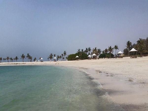 Mamzar Beach Dubai