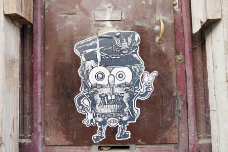 Street Art Mons